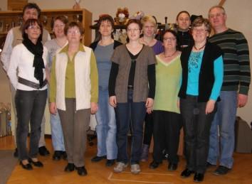Vorstandschaft 2010