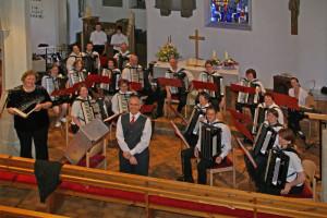 Konzert in der Kirche 2007